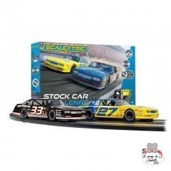 Stock Car Challenge Set - SCX-C1383 - Scalextric - Racing Tracks - Le Nuage de Charlotte