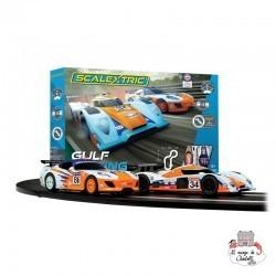 Gulf Racing Set - SCX-C1384 - Scalextric - Racing Tracks - Le Nuage de Charlotte