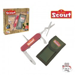 Scout Children's Pocketknife - HPL-19316 - Happy People - Discovery - Le Nuage de Charlotte
