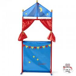 Puppet theater - STE-3601770 - Sterntaler - Accessories - Le Nuage de Charlotte