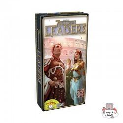 7 Wonders - Ext. Leaders - REP-6292041 - Repos Production - for the older - Le Nuage de Charlotte