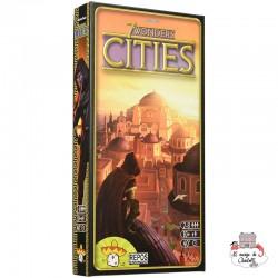 7 Wonders - ext. - Cities - REP-6292050 - Repos Production - for the older - Le Nuage de Charlotte