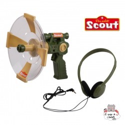 Scout Sound Amplifier - HPL-19445 - Happy People - Discovery - Le Nuage de Charlotte