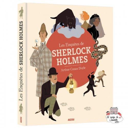 Les aventures de Sherlock Holmes - AUZ-AU04974 -  - Books - Le Nuage de Charlotte
