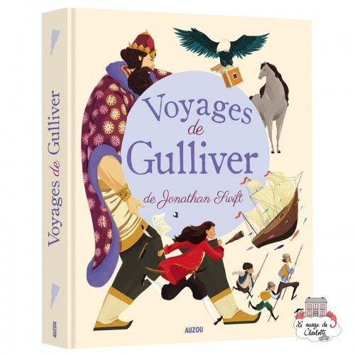 Les voyages de Gulliver - AUZ-AU04164 -  - Books - Le Nuage de Charlotte