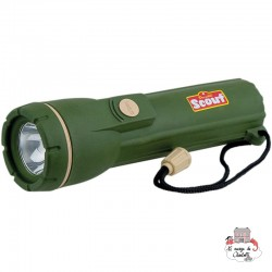 Scout Flashlight - HPL-19328 - Happy People - Discovery - Le Nuage de Charlotte