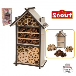 Scout Insect hotel - HPL-19915 - Happy People - Discovery - Le Nuage de Charlotte
