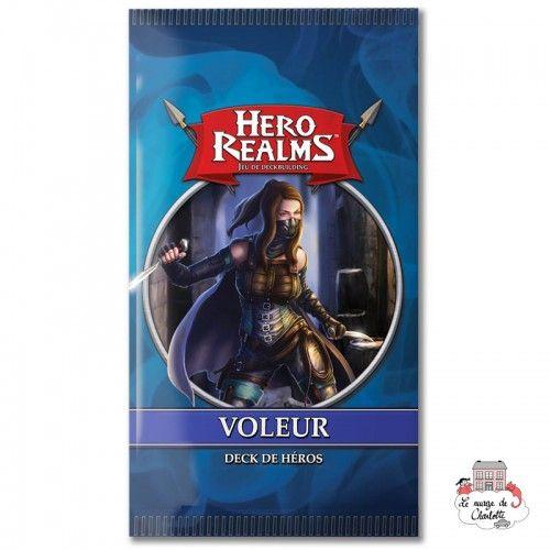 Hero Realms - Ext. Hero Decks - Thief - IEL-51488 - Iello - Cards Games - Le Nuage de Charlotte