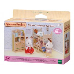 Children's Bedroom Furniture - EPO-2926 - Epoch Traumwiesen - Sylvanian Families - Le Nuage de Charlotte