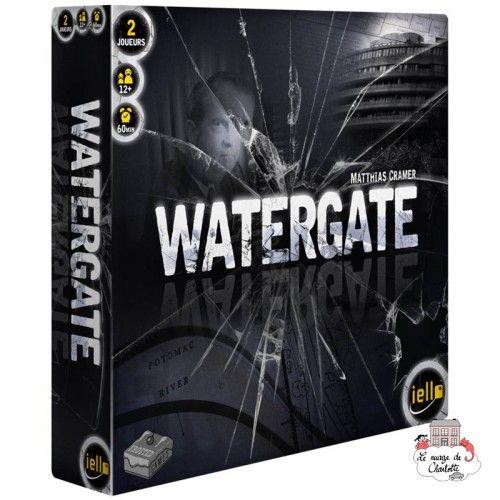 Watergate - IEL-51692 - Iello - Board Games - Le Nuage de Charlotte