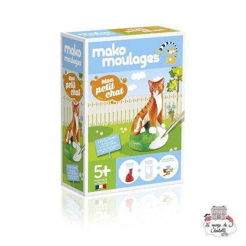 mako moulages - Mon petit chat - MAK-39307 - Mako Créations - Kits Créatifs - Le Nuage de Charlotte