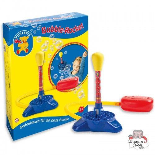 Bubble Rocket - PUS-69645 - Pustefix - Bubbles - Le Nuage de Charlotte