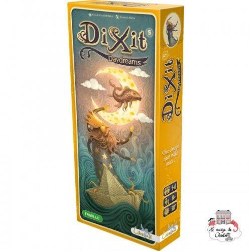 Dixit - Ext. 5 Day Dreams - LIB-930088 - Libellud - Board Games - Le Nuage de Charlotte
