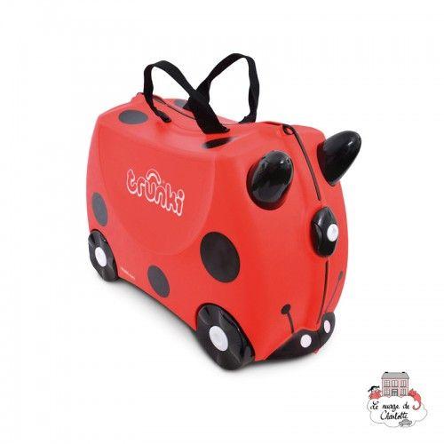 Trunki suitcase - Harley the Ladybug - TRU-9220009 - Trunki - Suitcases - Le Nuage de Charlotte