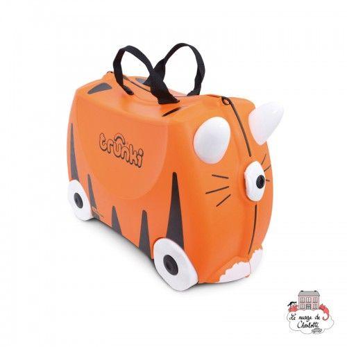 Trunki suitcase - Tipu the Tiger - TRU-9220008 - Trunki - Suitcases - Le Nuage de Charlotte