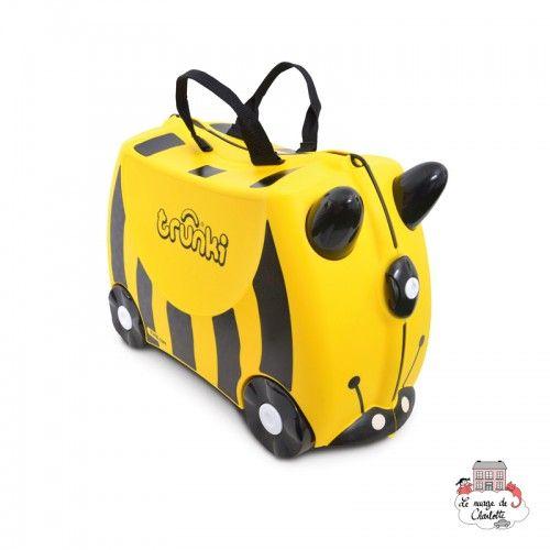 Trunki suitcase - Bernard the Bee - TRU-9220012 - Trunki - Suitcases - Le Nuage de Charlotte