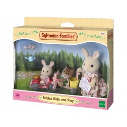 Babies Ride and Play - EPO-3567 - Epoch - Sylvanian Families - Le Nuage de Charlotte