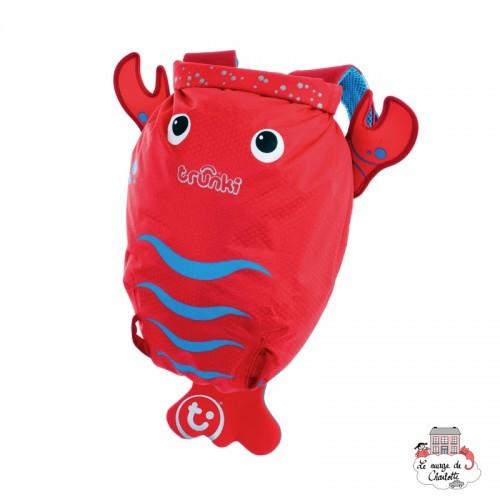 Trunki Paddlepak M - Pinch the Lobster - TRU-9220113 - Trunki - Backpacks - Le Nuage de Charlotte