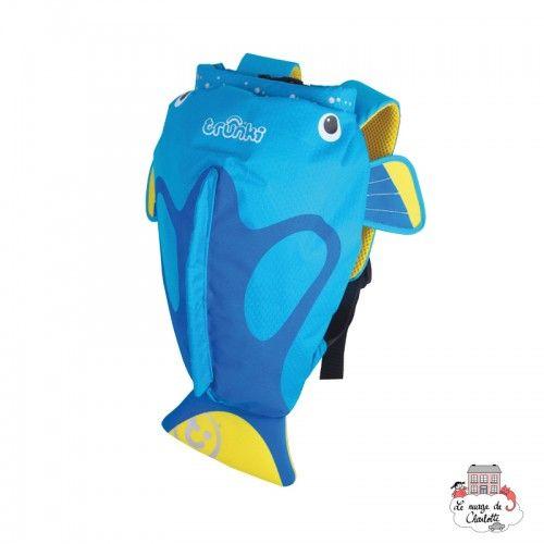 Trunki Paddlepak M - Tang the Tropical Fish - TRU-9220173 - Trunki - Backpacks - Le Nuage de Charlotte