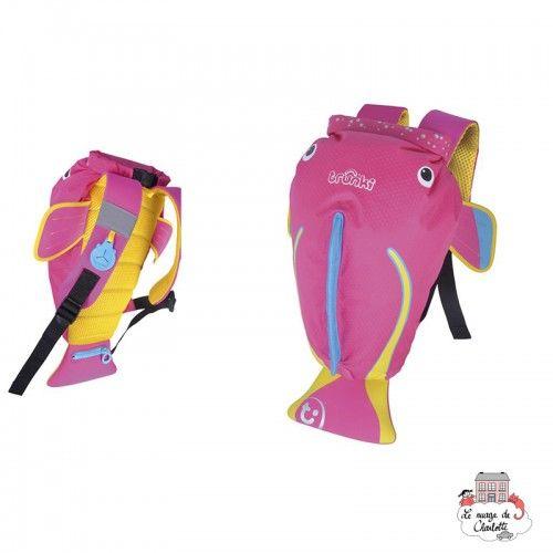 Trunki Paddlepak M - Coral Fish - TRU-9220250 - Trunki - Backpacks - Le Nuage de Charlotte