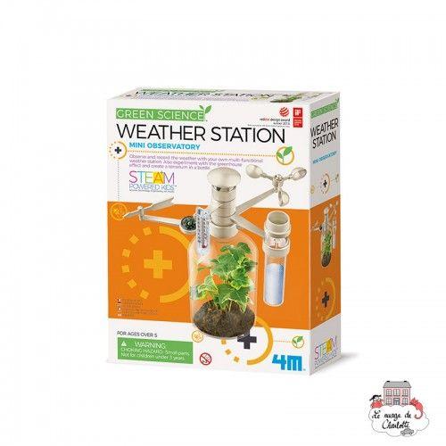 Weather Station - 4M-5663279 - 4M - Discovery boxes - Le Nuage de Charlotte