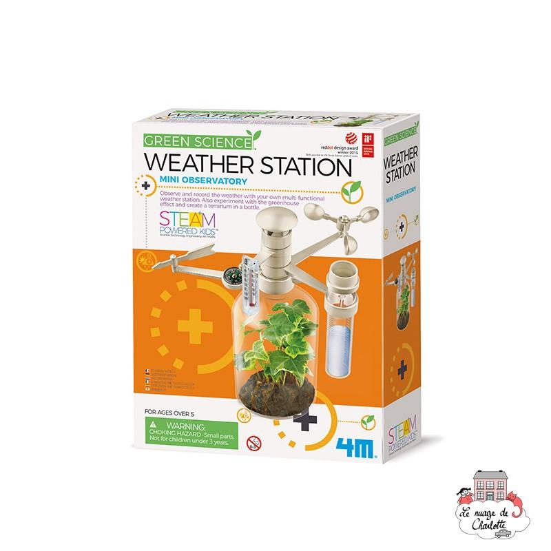 Weather Station - 4M-5663279 - 4M - Educational kits - Le Nuage de Charlotte