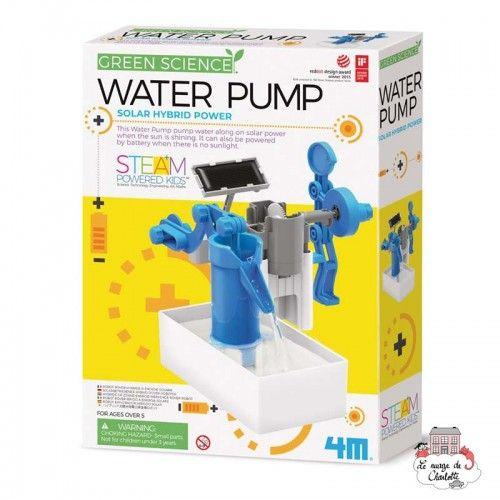 Water Pump - 4M-5603425 - 4M - Discovery boxes - Le Nuage de Charlotte