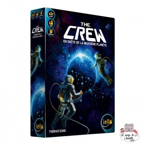 The Crew - IEL-51721 - Iello - Board Games - Le Nuage de Charlotte