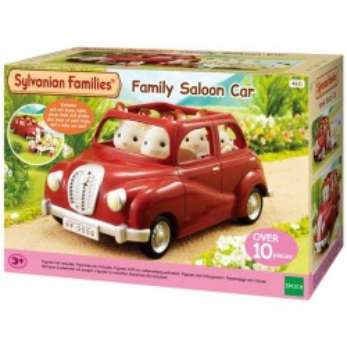 Family Saloon Car - EPO-2002 - Epoch - Sylvanian Families - Le Nuage de Charlotte