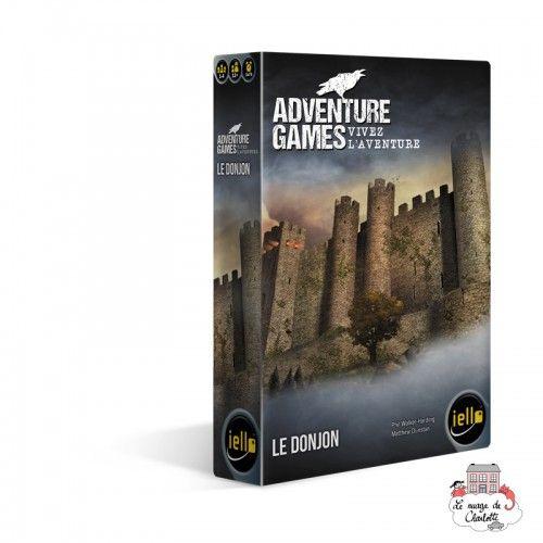 Adventure Games : Le Donjon - IEL-51676 - Iello - Board Games - Le Nuage de Charlotte