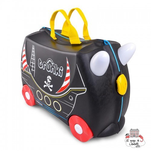 Trunki suitcase - Pedro the Pirate Ship - TRU- 9220312 - Trunki - Suitcases - Le Nuage de Charlotte
