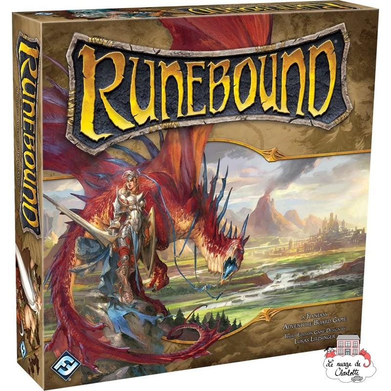 Acheter Runebound Board Games Ffg Le Nuage De Charlotte