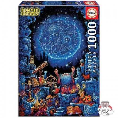 Astrologer 2 - EDU-18003 - Educa Borras - 1000 pieces - Le Nuage de Charlotte