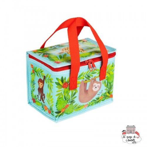 SLOTH AND FRIENDS Lunch Bag - S&B-TOTE082 - Sass & Belle - Cooler Bag - Le Nuage de Charlotte