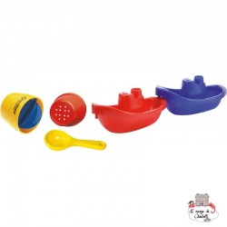 5-Piece Splashing Fun in a Carrying Case - SPI-3706 - Spielstabil - Water Play - Le Nuage de Charlotte