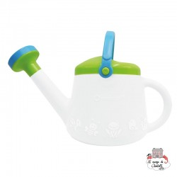 Watering Can translucent green - SPI-7329 - Spielstabil - Sand and Playdough - Le Nuage de Charlotte