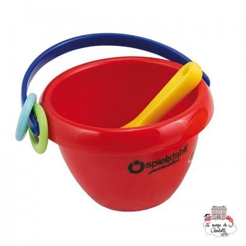 Babyfoot Mini-Bucket classic - SPI-7720 - Spielstabil - Sand and Playdough - Le Nuage de Charlotte