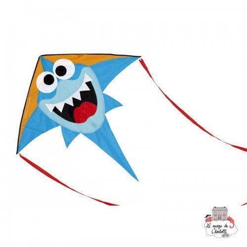 Kite Shark - SCR-6182508 - Scratch - Kite - Le Nuage de Charlotte