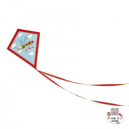 Cerf-volant Moustique - SCR-6182507 - Scratch - Cerf-volant - Le Nuage de Charlotte