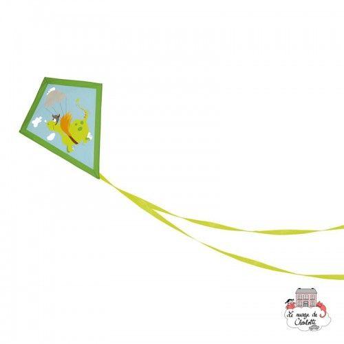 Cerf-volant Dragon - SCR-6182506 - Scratch - Cerf-volant - Le Nuage de Charlotte