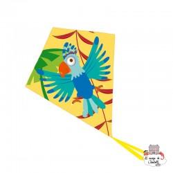 Cerf-volant Oiseau de Paradis - SCR-6182523 - Scratch - Cerf-volant - Le Nuage de Charlotte