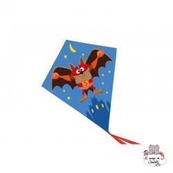 Kite Super Hero - SCR-6182525 - Scratch - Kite - Le Nuage de Charlotte
