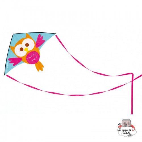 Cerf-volant Hibou - SCR-6182509 - Scratch - Cerf-volant - Le Nuage de Charlotte