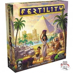 Fertility - BRG-BLACK002FR - Blackrock Games - Jeux de société - Le Nuage de Charlotte