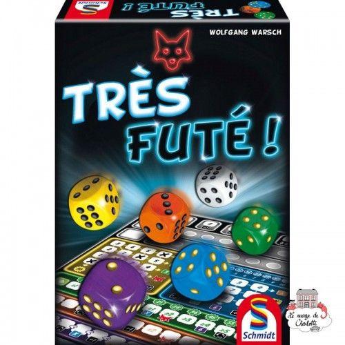 Très futé - SDT-88190 - Schmidt - Board Games - Le Nuage de Charlotte