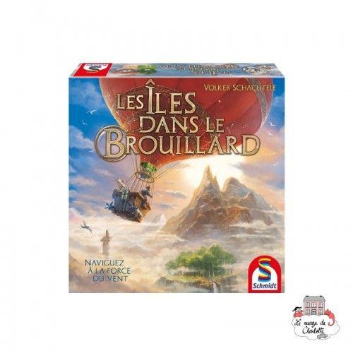 Les Îles dans le Brouillard - SDT-88280 - Schmidt - Board Games - Le Nuage de Charlotte