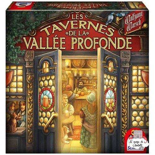 Les Tavernes de la Vallées Profondes - SDT-88254 - Schmidt - Board Games - Le Nuage de Charlotte