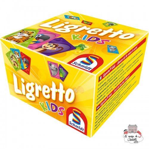 Ligretto Kids - SDT-01403 - Schmidt - Board Games - Le Nuage de Charlotte