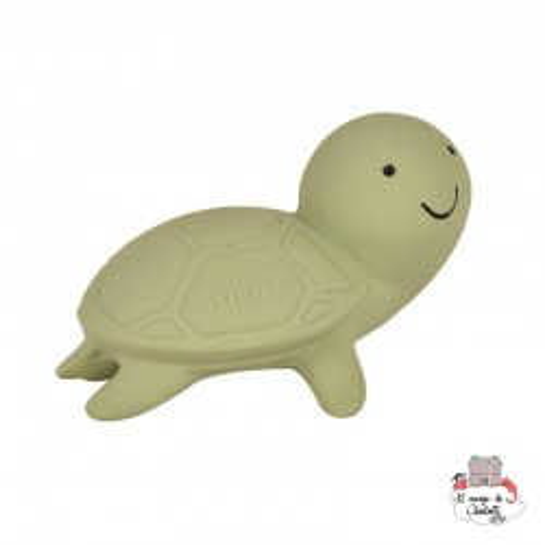 My First Ocean Animal - Turtle - TIK-5065034 - Tikiri - Rattles - Le Nuage de Charlotte