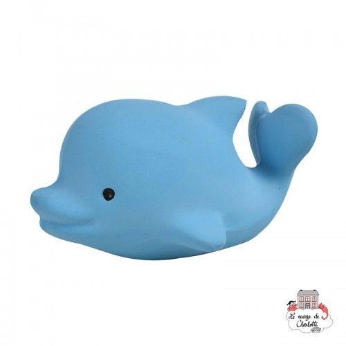 My First Ocean Animal - Dolphin - TIK-5065036 - Tikiri - Rattles - Le Nuage de Charlotte